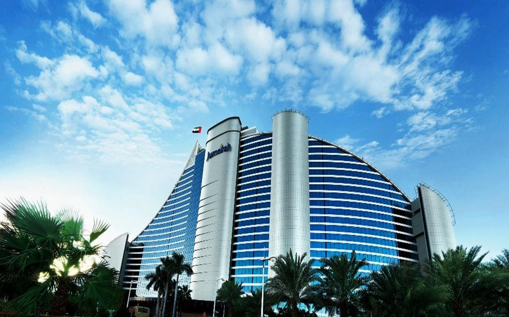 Jumeirah Beach Hotel and Beit Al Bahar Villas